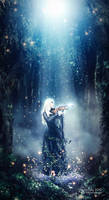 0703 -Forest Violinist