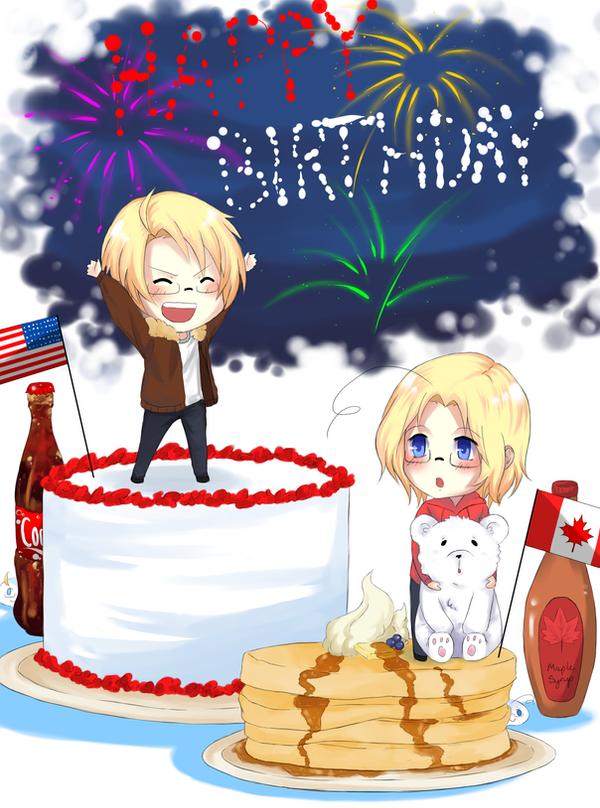 Happy Birthday Boys by sakura223