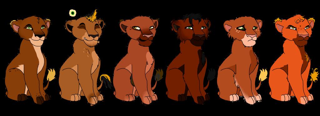 kitwana breedable by Dorriesmurf