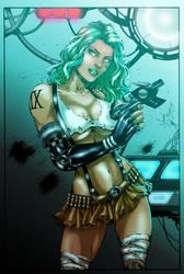 Aphrodite IX colors by KateColorArt