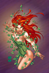 Poison Ivy by Turner and Weems by KateColorArt