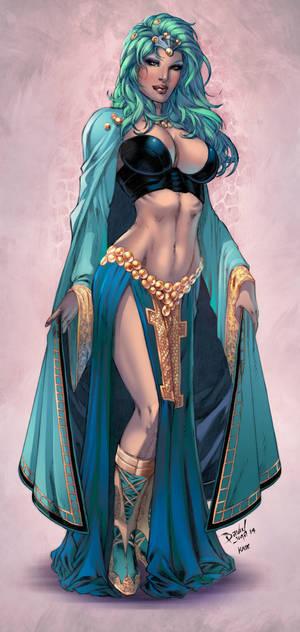 Lorna Magnus