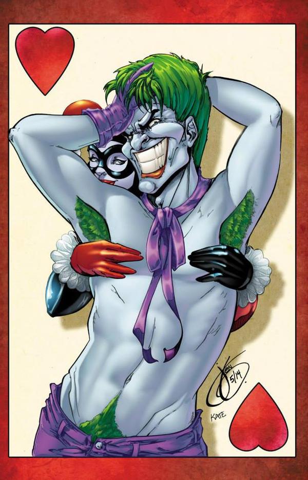 Joker Love by FlashColorist