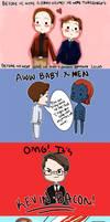 SPOILER ALERT X men comic by haylin606