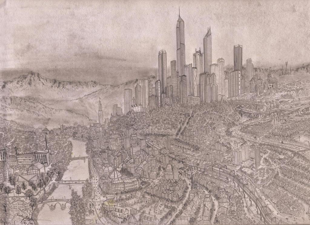 Vibracija City by YouCoolMan