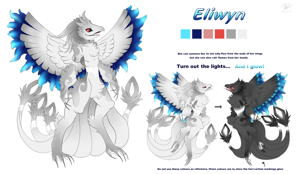 Eliwyn by VesselofEve