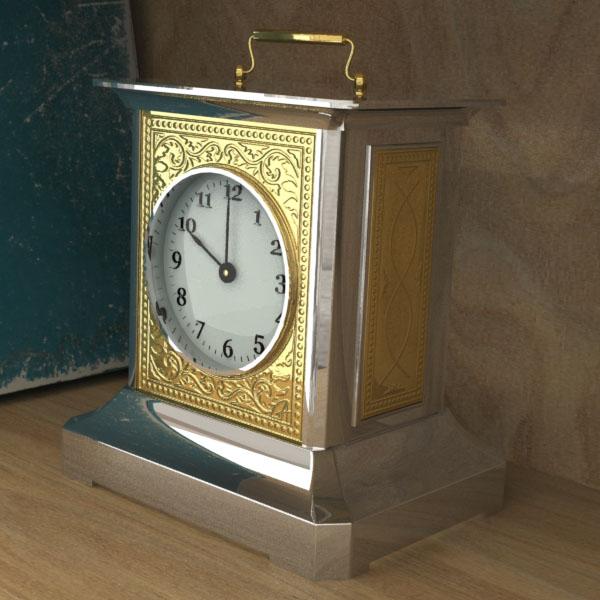 Clock by Basiko