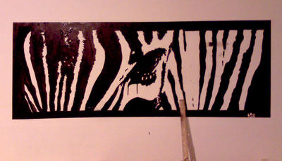 Zebra by Rbinford by 2400baud