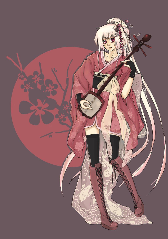 Modern Geisha by Alathriel