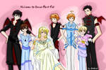 Another Ouran cosplay
