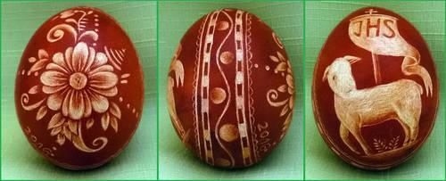 Easter Egg 1 by Leuseni