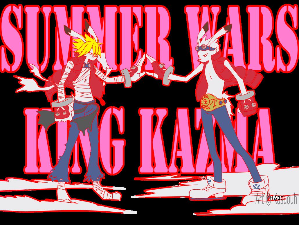 king kazma by kasuouhhitachiin