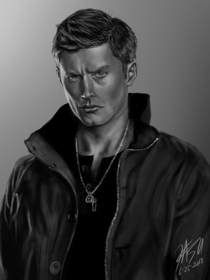 Dean Winchester by kasuouhhitachiin