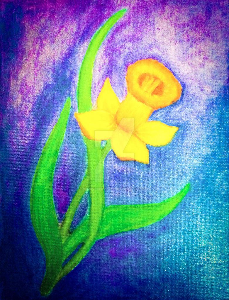 Daffodil by limegreenguitar