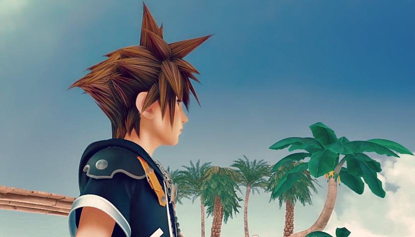 KH3 : Sora by Captain1Yazeed