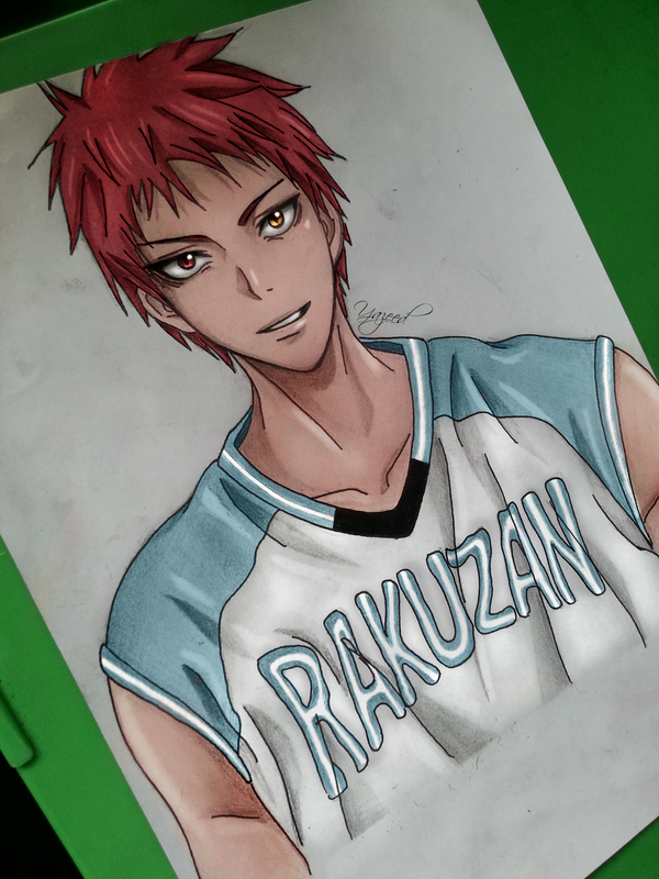 Akashi the Emperor by Captain1Yazeed