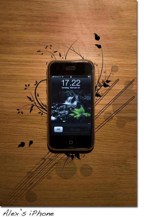 iPhone by Alexxg