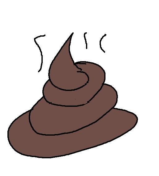 how to help aneqborn poop