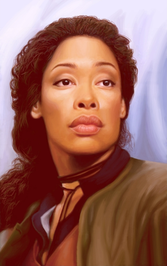 21.02. Zoe Washburne - Firefly by harbek