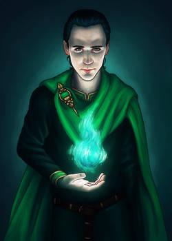 12 Norse Loki