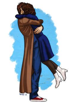 13 Ten and TARDIS