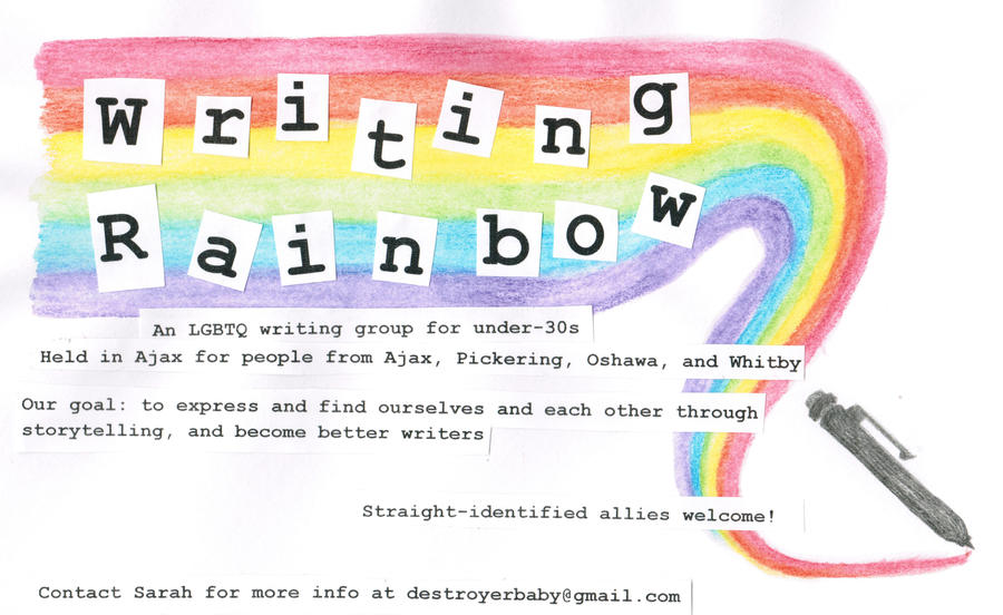 durham region writing rainbow by bluebird laughing d3nfj52 Homework spelling errors