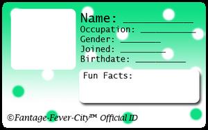 Fantage-Fever-City ID Base [Read Desc.] | UPDATED