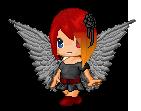 Fantage OC: Hell Raiser (Jen) by ixRika