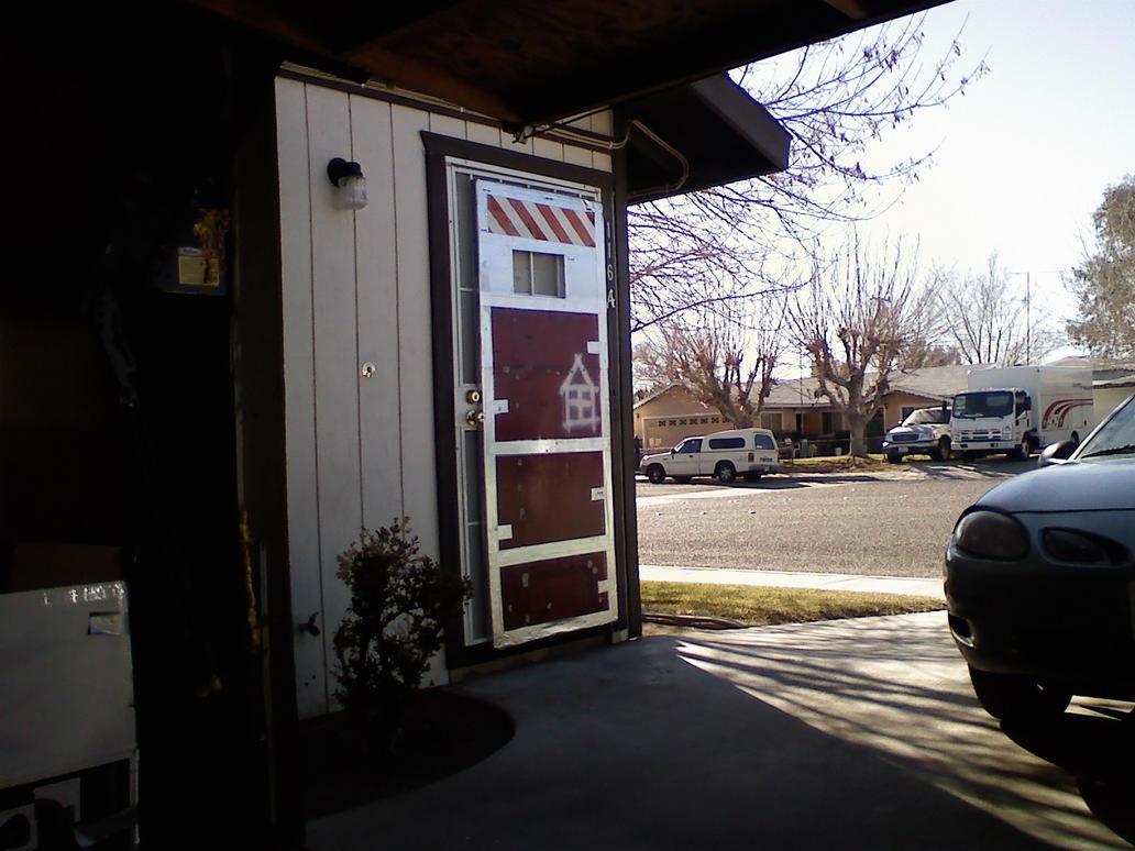 774 #4D617E L4D Safe House Front Door By Moeparker On DeviantArt save image Safest Front Doors 40071032