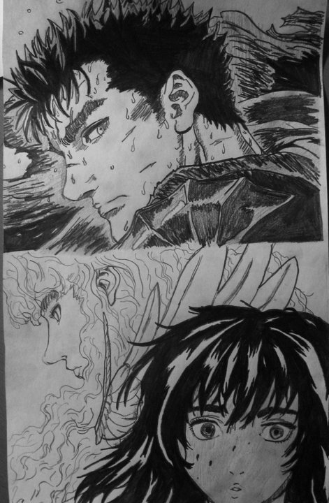 berserk guts and griffith relationship help