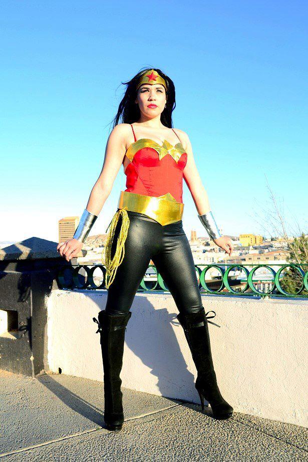Wonder Woman by cokaY33