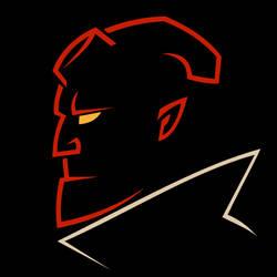 Hellboy by verreaux