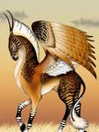 Ethiopian Pegasus Color