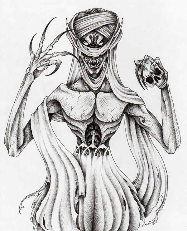 Ghoul by verreaux