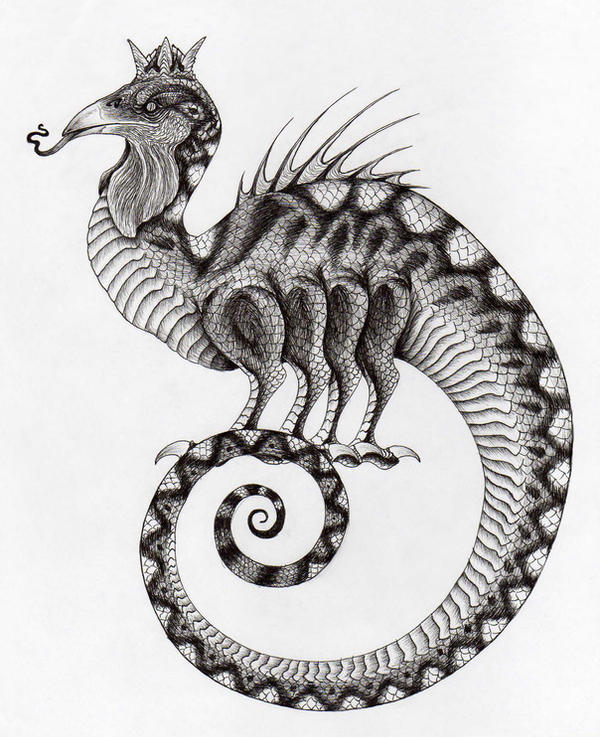 Basilisk by verreaux on DeviantArt
