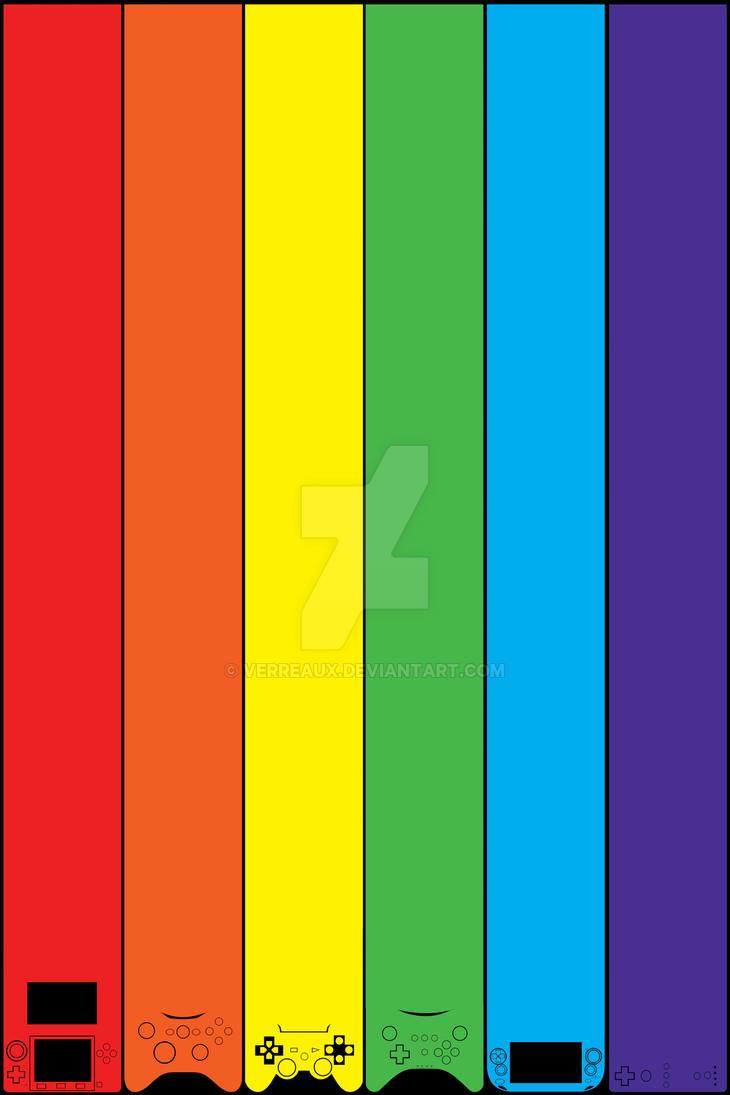 Gaymer Flag by verreaux