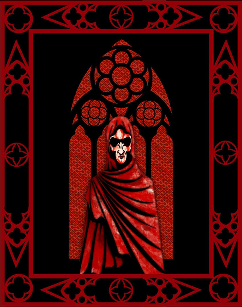 masque of the red death essays The masque of the red death is a gothic style story written by edgar allan poe in this story, many setting and descriptive details contain symbols.