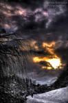Armageddon sky HDR