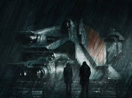 Rainy Night by steve-burg