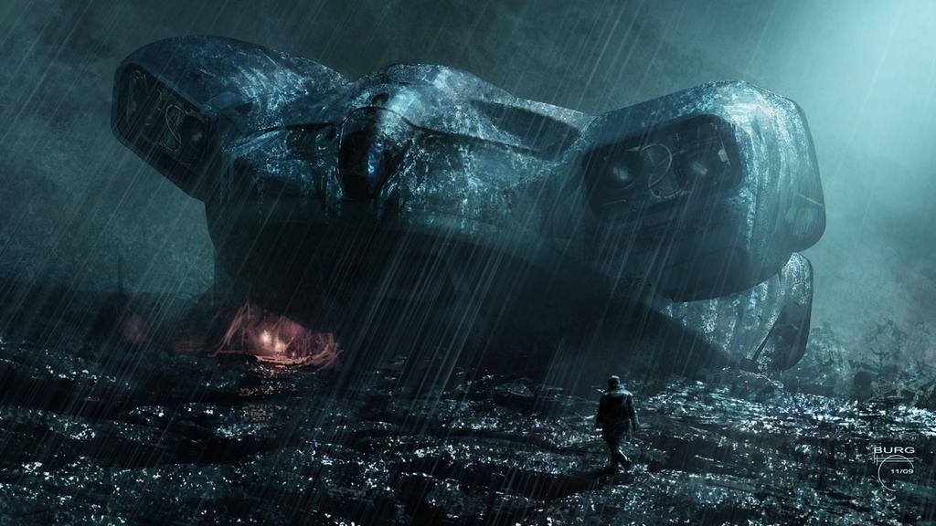 Darker, Rainier by steve-burg