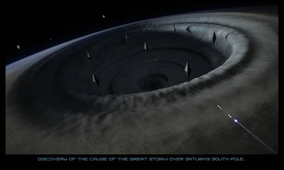 Saturn: Source of the Storm