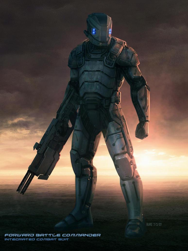 Armor Concept: Final by steve-burg