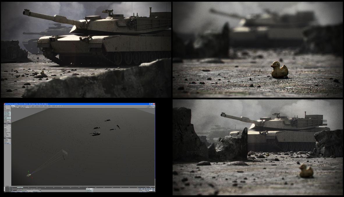3D Process 02 by steve-burg