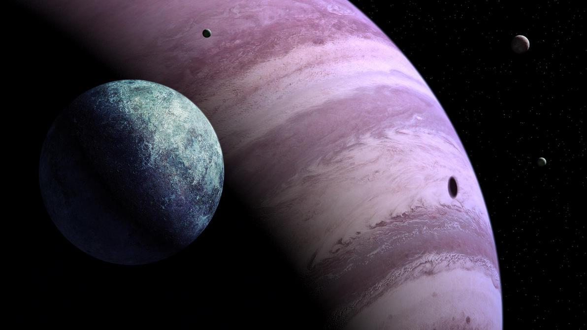 эхо планеты:
