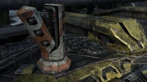 3D Environment W.I.P 01