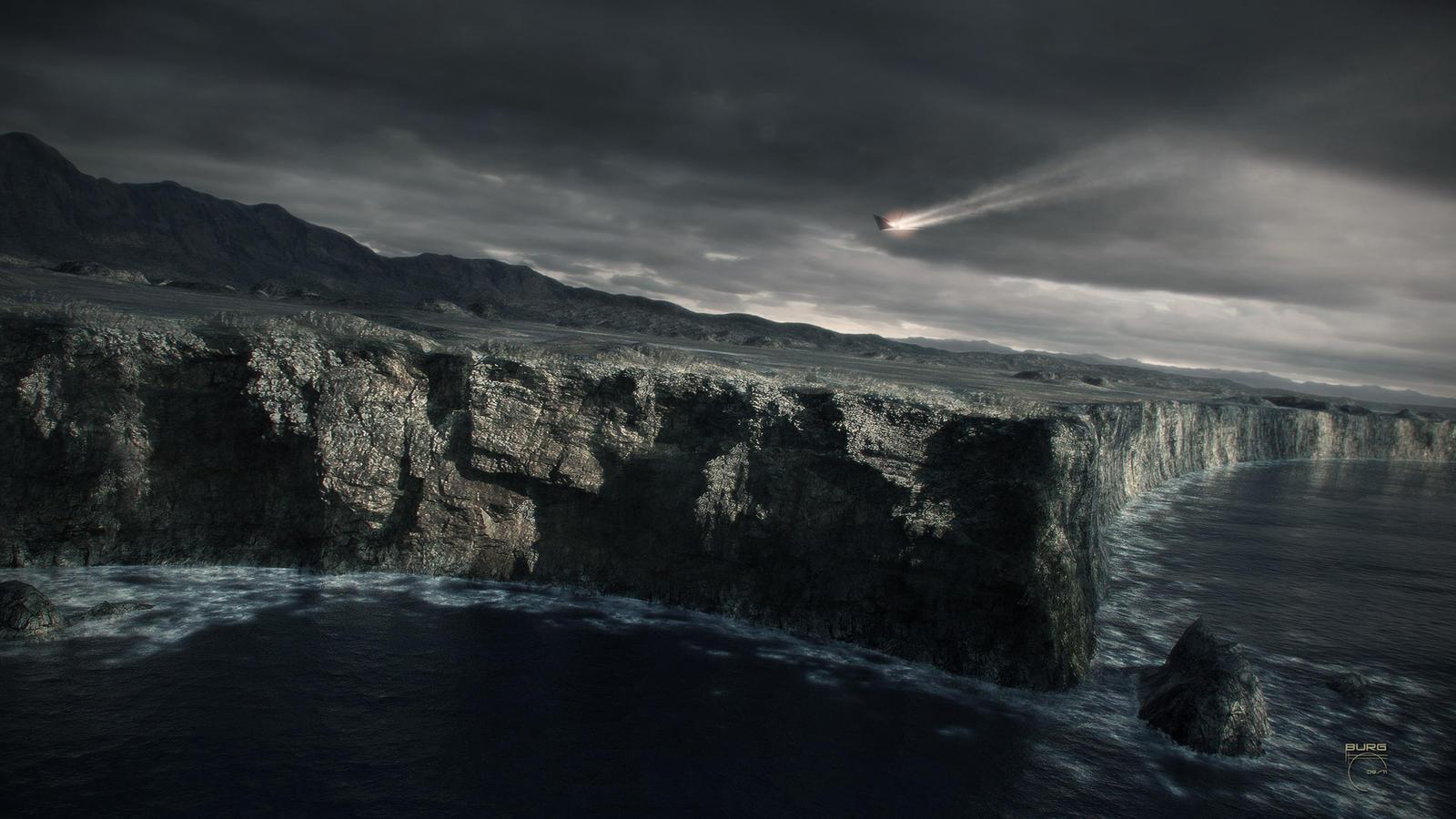 Coastal Plateau by steve-burg