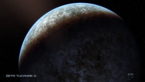 Exo Planet Approach by steve-burg