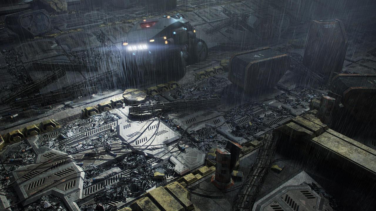 Abandoned Docks I by steve-burg