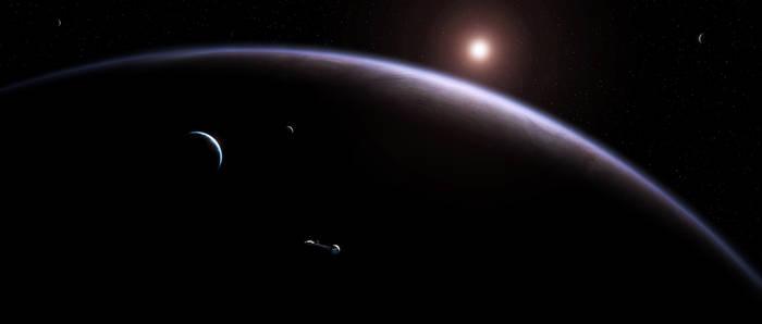 In Jupiter Space