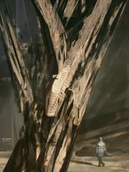 A Sort of Tree by steve-burg